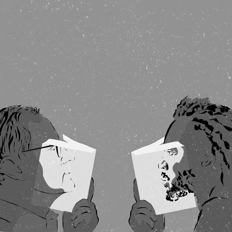 Marlon & Jake read dead people